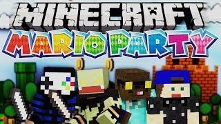 Minecraft MARIO PARTY! XL Special mit GLP, Taddl & Ardy  | ungespielt