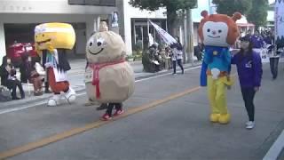 第114回赤穂義士祭【忠臣蔵パレード】3.11kizunaパレード・中央通り thumbnail