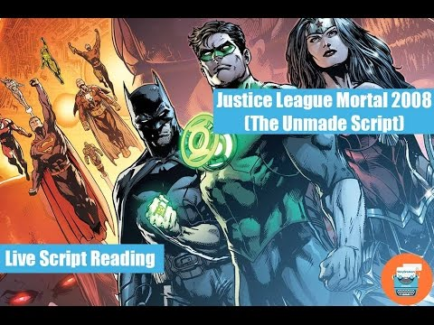 "Justice League Mortal Live Reading (Unmade 2008 Script) - ""What If,"" Alfred?"