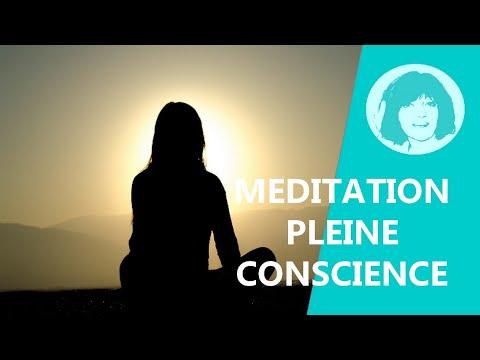 18 MN DE PLEINE CONSCIENCE MEDITATION GUIDEE