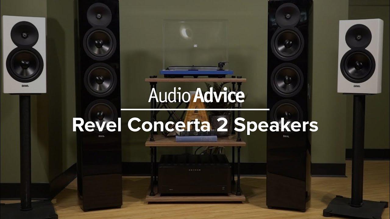 Revel Speakers Lineup Overview | Audio Advice | Audio Advice