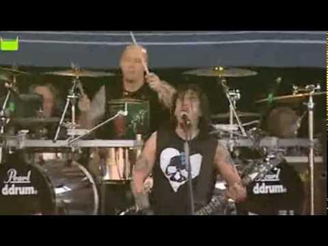 Machine Head Download 2007 Davidian Live!!!