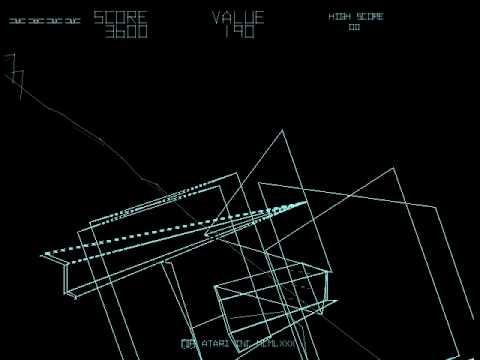 Arcade Game: Red Baron (1980 Atari)