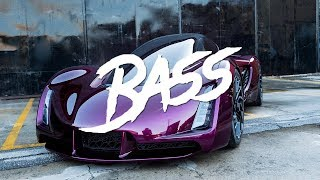 Bass Boosted 💜 Car Music Mix 2019 💜 Best EDM, Bounce, Electro House 24/7