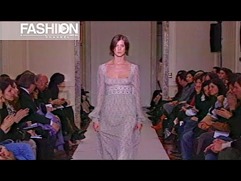 LUISA BECCARIA Fall 2002 2003 Milan - Fashion Channel