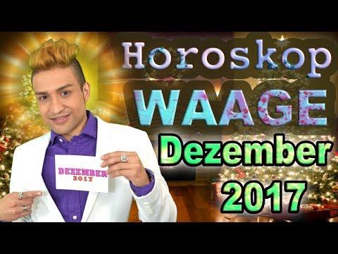 Aszendent Waage Horoskop Dezember 2017