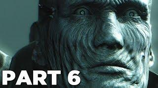 Resident Evil 2 Remake Walkthrough Gameplay Part 6 Tyrant Re2