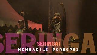 SERINGAI - MENGADILI PERSEPSI, LIVE AT KUSTOMFEST 2019