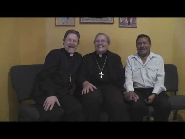 BISHOP PETER INTERVIEWS PAM & TIRSO YENEZ