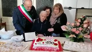 Colletorto, cento anni per Pasqualina Campanelli