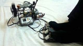 Lego Mindstorms Nxt 2.0 - 3 Speed Transmission With Clutch
