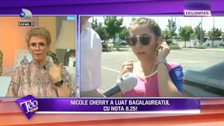 Teo Show (05.07.2017) - Fulgy a picat BAC-ul! Nicole Cherry a luat examenul cu...