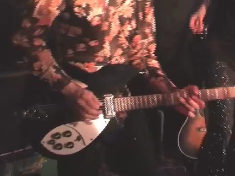 Patricia Vonne Band - Dutch Cigarette