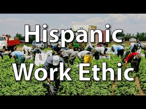 Woman Says Hispanics Have Strong Work Ethic, But Not Blacks or Whites