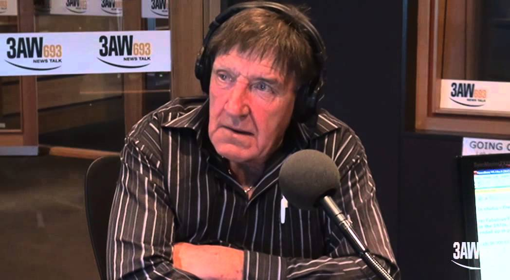Football Champion Fred Cook On 3aw Afternoons With Denis