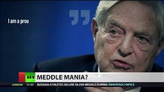 Soros and associates reportedly boasted of worldwide meddling