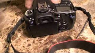 DSLR Camera - CANON EOS 60D w/ 18-135mm lens - ACTION PANNING Photography