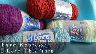 Hobby Lobby's I Love This Yarn