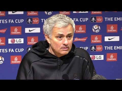 Manchester United 2-0 Brighton - Jose Mourinho Full Post Match Press Conference - FA Cup