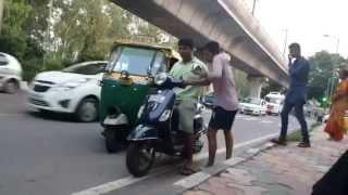 Auto Rickshaw Prank in New Delhi | Prank in India |