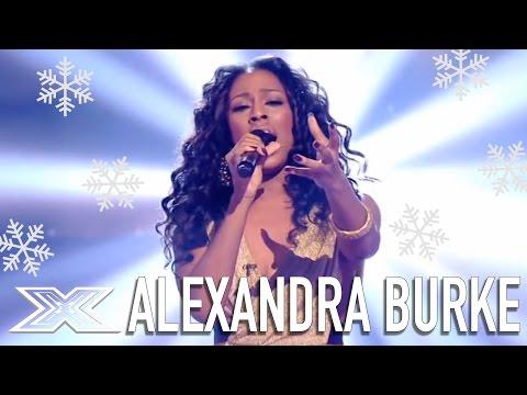 Alexandra Burke   Hallelujah   Christmas Countdown