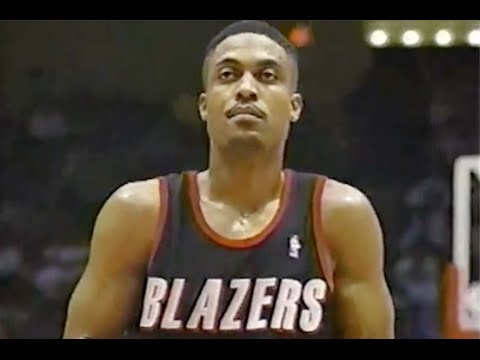 Rod Strickland 23.5 PPG / 9.8 APG - 1994 Playoffs 1st Rd