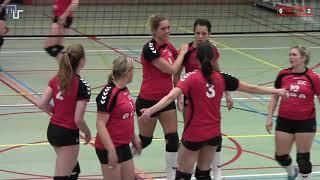 Volleybal Dames Promotieklasse D: L.V.C. D1 - Flash Nieuwleusen D2 [26-01-2018]