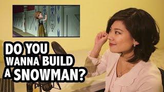 [FROZEN] Do You Want to Build a Snowman? (ver. Mei)