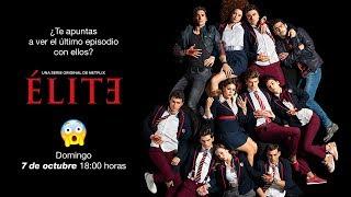 ¿Cómo reaccionarán los protagonistas de Élite al ver el último episodio? | Élite Netflix