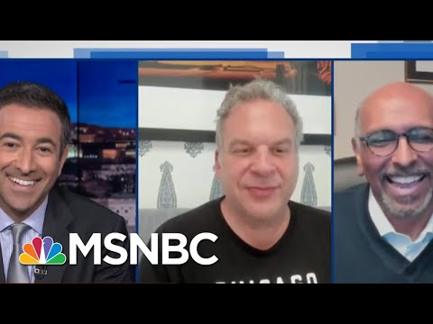 As Trump Implodes, HBO 'Curb' Star Explains Larry David Donning MAGA Hat | MSNBC