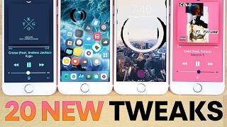 Top 20 NEW iOS 10 Jailbreak Tweaks! 10.2 & 10.1.1