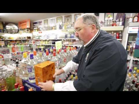 Bill Ingram talks Vodka, B&B Package Store