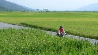 我的花東單車風情畫《台灣 ‧ 用騎的最美》