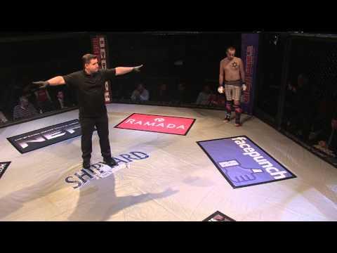 Ryan Daley vs. Kevin Barrett