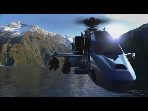 51 Surround Sound Test The Helicopter HD