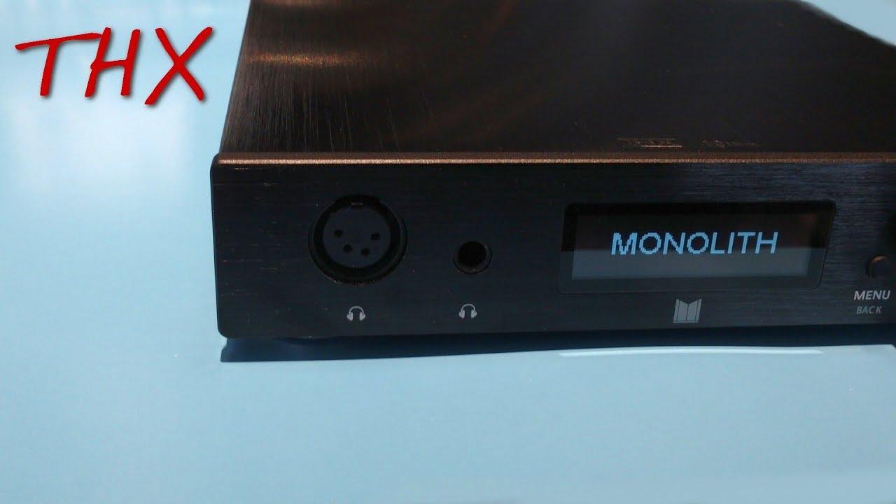 monoprice thx aaa desktop