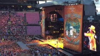 Kenny Chesney- Opening video and Beer in Mexico