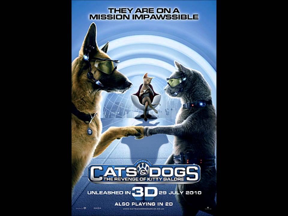 Cats and Dogs 2 Get the party stared soundtrack