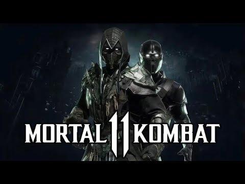 Mortal Kombat 11 - Noob Saibot and Shang Tsung Reveal - First DLC Character and Kombat Pack thumbnail