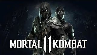 Mortal Kombat 11 - Noob Saibot and Shang Tsung Reveal - First DLC Character and Kombat Pack