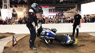BMW R1250 NEC Motorcycle Live 2018