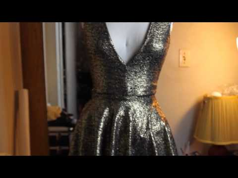 How to make a mini strapless Lace dressиз YouTube · Длительность: 5 мин26 с