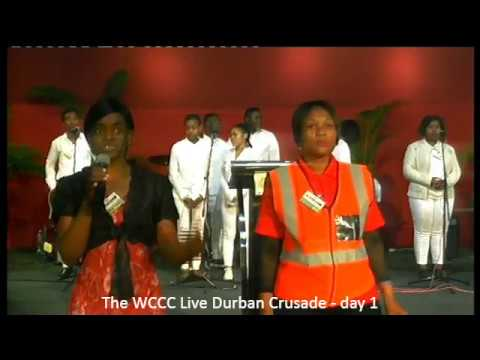The WCCC DURBAN CRUSADE Live Service | 8Sept 2017 |