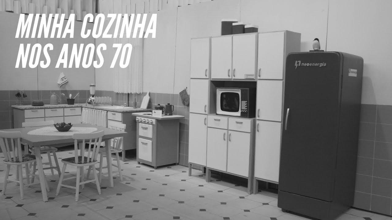 Cozinha dos anos 70 nostalgia youtube - Television anos 70 ...