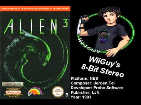Alien 3 NES Soundtrack  8BitStereo