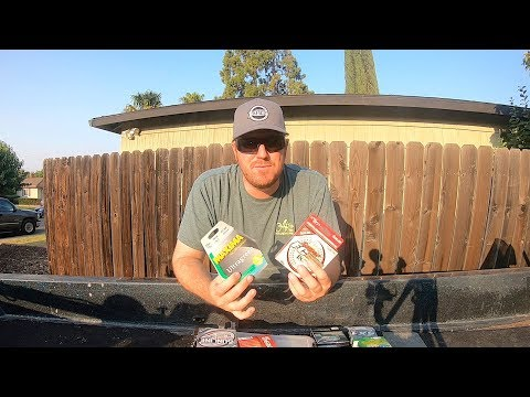 Best Fishing Line - Braid Vs. Mono Vs. Fluorocarbon