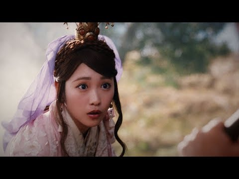 織姫と共同作業、金ちゃんの恋実る? 安定のツンデレっぷりで翻ろう au三太郎CM「餅つき」篇