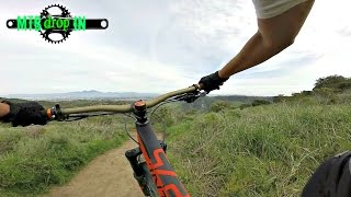 Best Mountain Bike Trails: Orange County part 2, LYNX Trail #top10 #top5 #worlds best #2017
