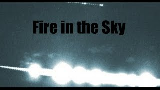 Fire in the Sky News -
