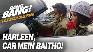 Subscribe to FoxStarHindi YouTube channel Here : http://goo.gl/tq91n6 Hrithik Roshan argues with Katrina's Manager and asks her to sit in the vehicle and ...